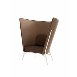 Aura Chair L | Lounge chairs | Inno