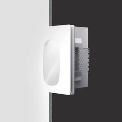 Lentil | Recessed wall lights | Buzzi & Buzzi