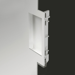 Markus | Recessed wall lights | Buzzi & Buzzi