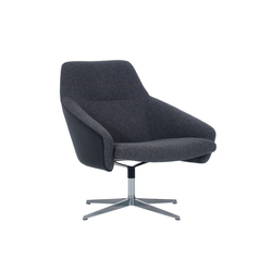 Re Wrap swivel base | Poltrone lounge | Modus