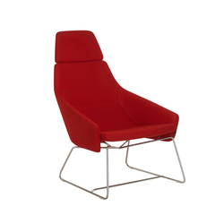 Wrap ski base | Lounge chairs | Modus