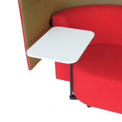The Satellite table | Hotdesking / temporary workspaces | Incradible