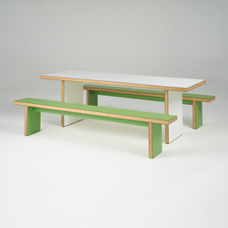 Waldo | Dining tables | James Burleigh