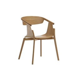 Norse | Restaurant chairs | Modus