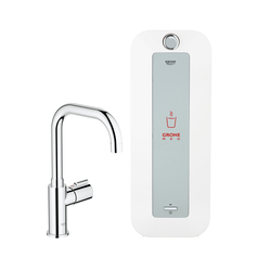 GROHE Red Faucet and combi-boiler | Kitchen taps | GROHE