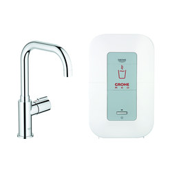 GROHE Red Pillar tap and single-boiler | Kitchen taps | GROHE