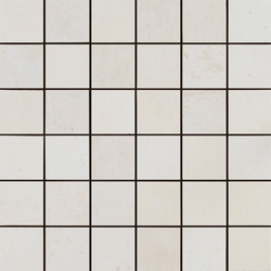 Xtreme white lappato mosaico | Ceramic mosaics | Apavisa