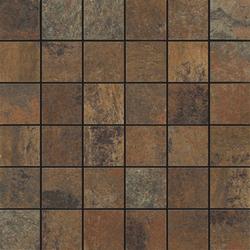 Xtreme copper lappato mosaico | Ceramic mosaics | Apavisa