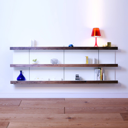 Made to Measure Shelving | Baldas / estantes de pared | ON&ON