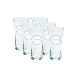GROHE Blue® Vasos de agua | Water glasses | GROHE