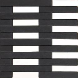 Spectrum black satinado mosaico link | Mosaike | Apavisa