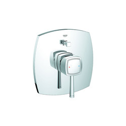 Grandera Single-lever bath mixer | Bath taps | GROHE