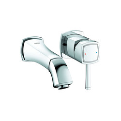 Grandera Two-hole basin mixer S-Size | Wash-basin taps | GROHE