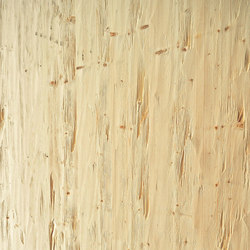 ELEMENTs Spruce hacked H1 | Wood panels | Admonter Holzindustrie AG