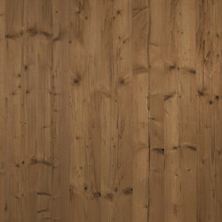ELEMENTs Spruce dark hacked H2 | Wood panels | Admonter Holzindustrie AG