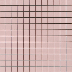 Spectrum rose satinado mosaico preinsición | Mosaici | Apavisa