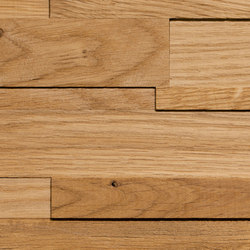 CUBE Oak | Wood panels | Admonter