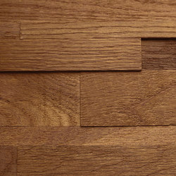 CUBE Oak medium | Wood panels | Admonter