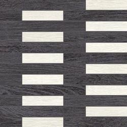 Rovere black decapé mosaico link | Keramik Fliesen | Apavisa