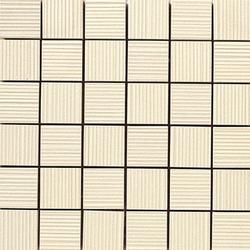 Lava marfil rigato mosaico | Ceramic mosaics | Apavisa