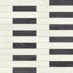 Rovere white decapé mosaico link | Mosaïques céramique | Apavisa