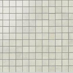 Nanocorten white lappato mosaico | Mosaïques céramique | Apavisa