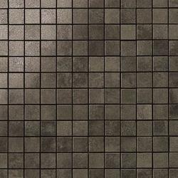 Nanocorten titanium lappato mosaico | Mosaïques céramique | Apavisa