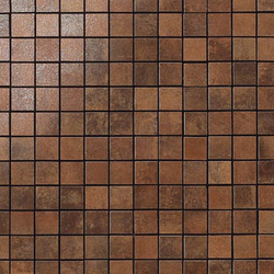 Nanocorten copper lappato mosaico | Keramik Mosaike | Apavisa