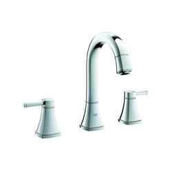"Grandera Three-hole basin mixer 1/2"" M-Size 