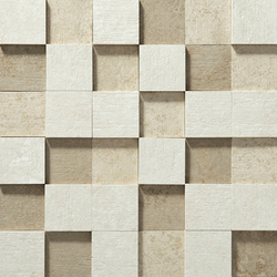 Nanoevolution ivory striato mosaico | Mosaike | Apavisa