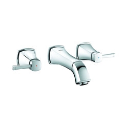 "Grandera Three-hole basin mixer 1/2"" S-Size 