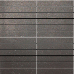 Inox chrome graffiato mosaico | Mosaics | Apavisa