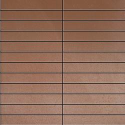 Inox copper graffiato mosaico | Ceramic mosaics | Apavisa