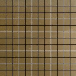 Inox gold graffiato mosaico | Ceramic mosaics | Apavisa