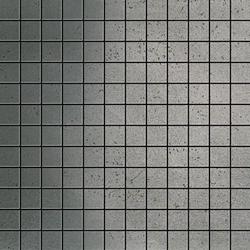 Inox silver graffiato mosaico | Mosaics | Apavisa