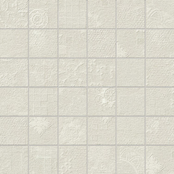 Rendering marfil natural mosaico decor | Ceramic mosaics | Apavisa