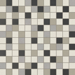 Rendering multi natural mosaico | Ceramic mosaics | Apavisa