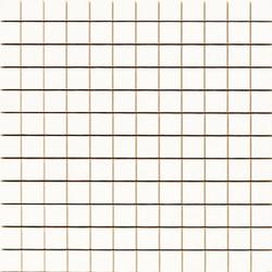 Spectrum white satinado mosaico preinsición | Ceramic mosaics | Apavisa