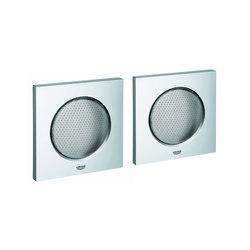 Rainshower F-Series Sound set | Built-in speakers | GROHE