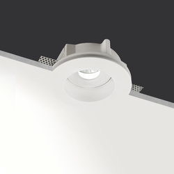 Idroround IP65 | Outdoor recessed ceiling lights | Buzzi & Buzzi