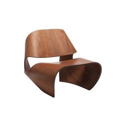 Cowrie Chair | Loungesessel | Made in Ratio