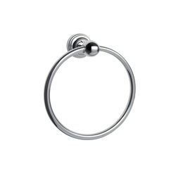Vienna Towel ring | Towel rails | Aquadomo