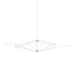 SPOETNIK chandelier | Suspended lights | Ferrolight