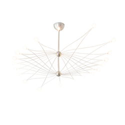 MINI MEGA SPOETNIK chandelier | Iluminación general | Ferrolight