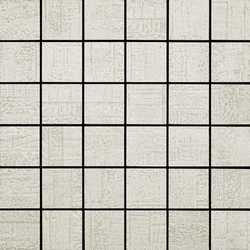 Outdoor white natural mosaico | Ceramic mosaics | Apavisa