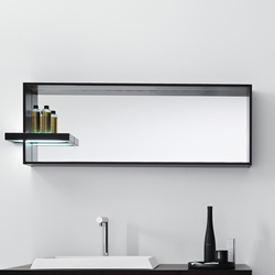 Casa immobiliare accessori leroy merlin specchi for Specchi contenitori bagno design