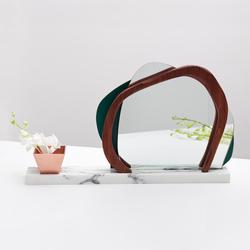 Ikebana I Vanity mirror | Mirrors | Karen Chekerdjian