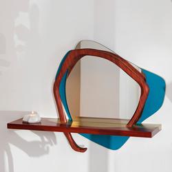 Ikebana II Wall mirror | Espejos | Karen Chekerdjian
