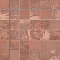 Patina copper mosaico | Mosaïques | Apavisa
