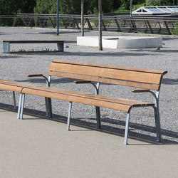 Vivendi Bench | Dining tables | BURRI